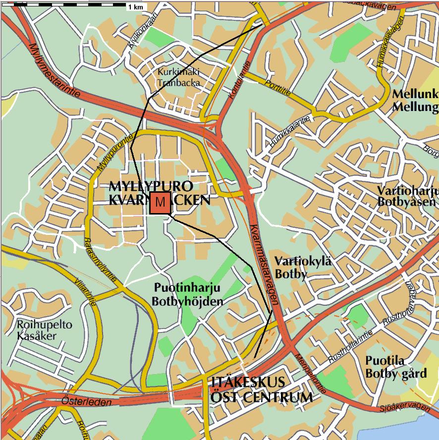 Myllypuron Metroasema