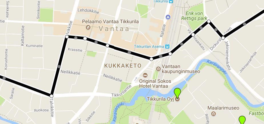 Nimi: Vantaan ratikka - Tikkurilan asema.JPG Katselukertoja: 605 Koko: 69,3 KB