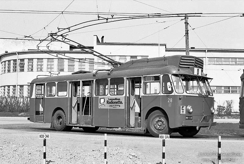 Tampereen kaupungin liikennelaitos 28