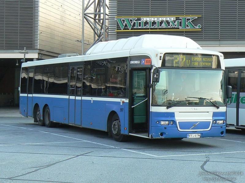 Concordia Bus Finland 597