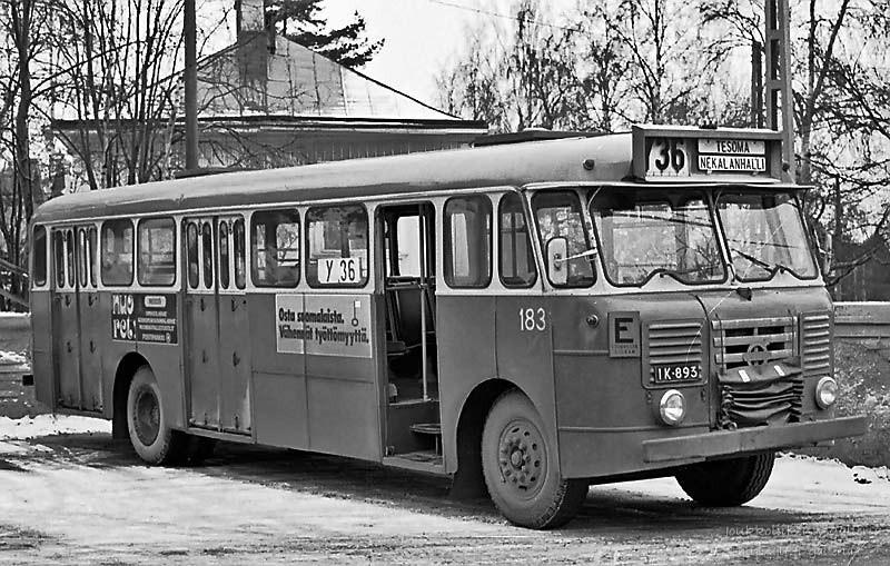 Tampereen kaupungin liikennelaitos 183