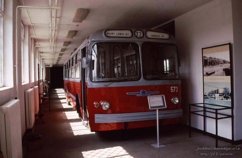 Budapestin Liikennelaitos (BKV) 573