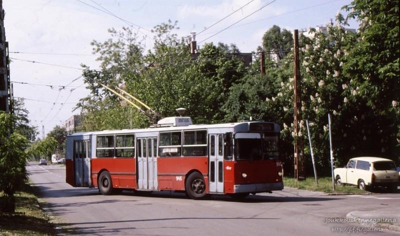 Budapestin Liikennelaitos (BKV) 945