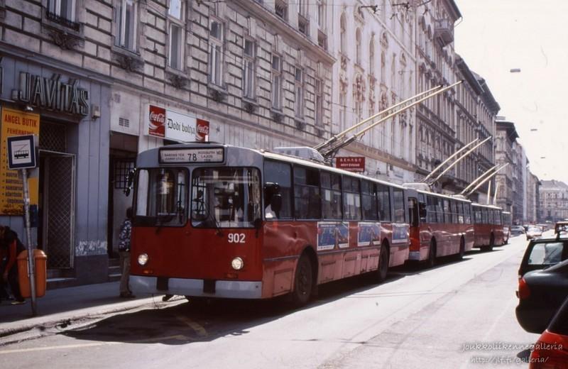 Budapestin Liikennelaitos (BKV) 902