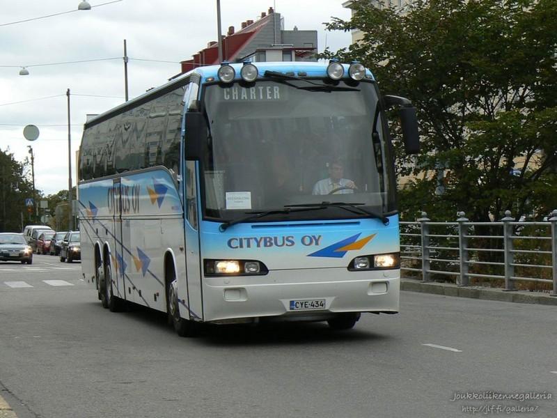 Turun Citybus 21