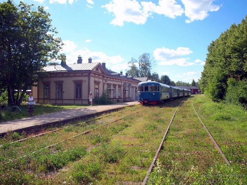Porvoon rautatieasema