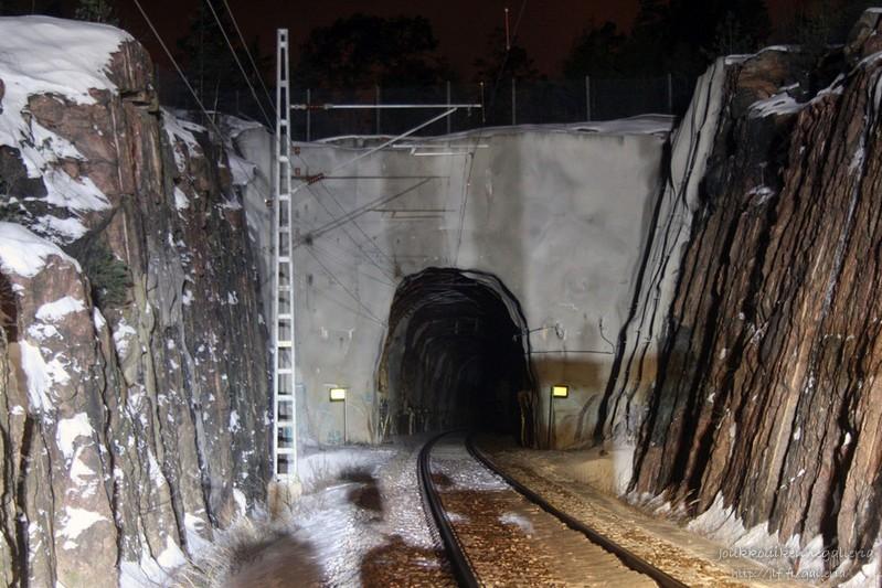 Sjundbyn tunneli