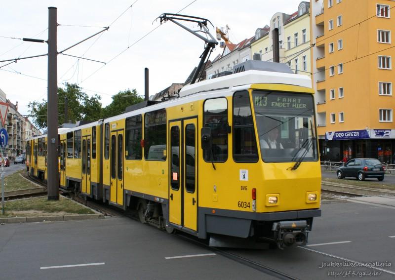 BVG 6034 + BVG 6005