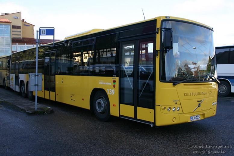 Linjaliikenne Muurinen 139