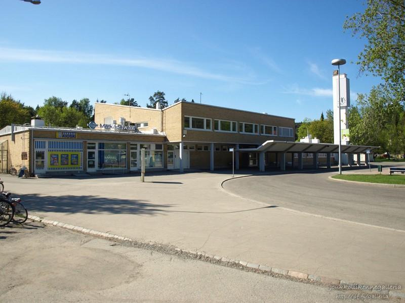 Kuopion linja-autoasema