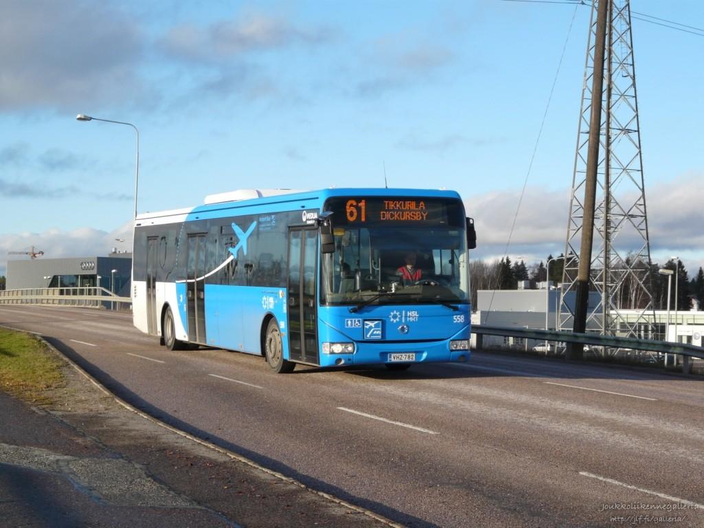 Veolia Transport 558