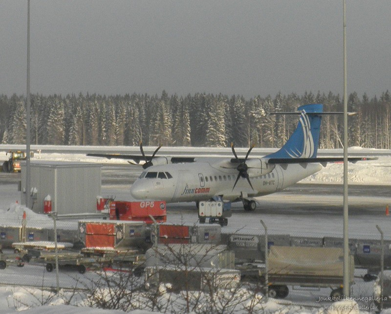 Finncomm Airlines OH-ATC