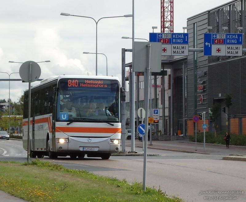 Porvoon Liikenne 51