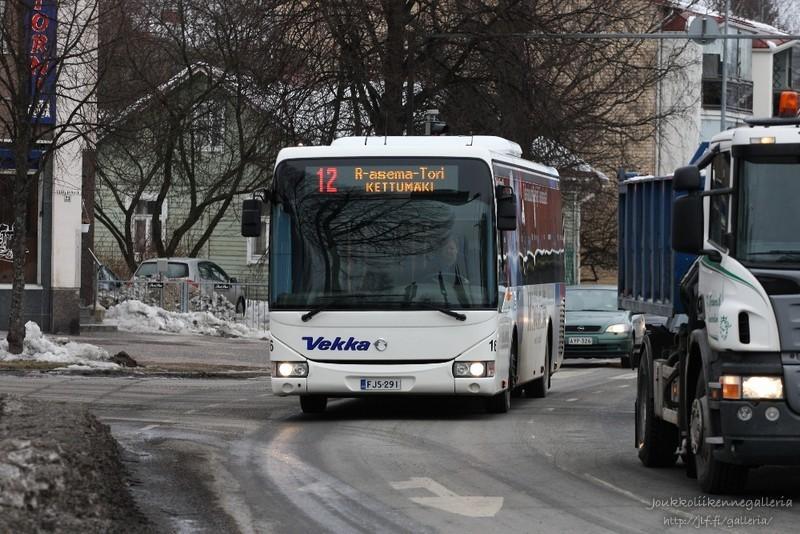 Vekka Liikenne 16