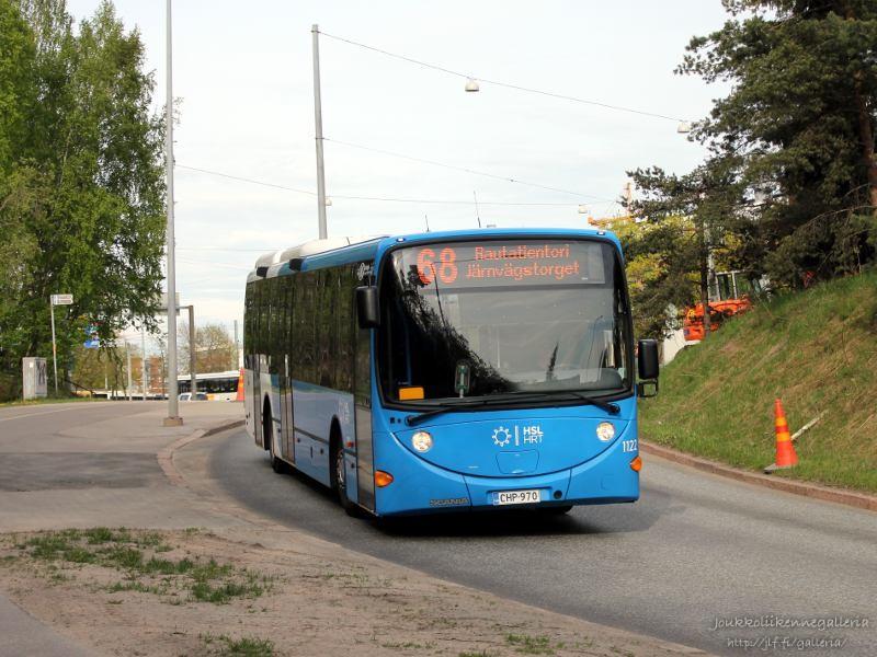Helsingin Bussiliikenne 1122