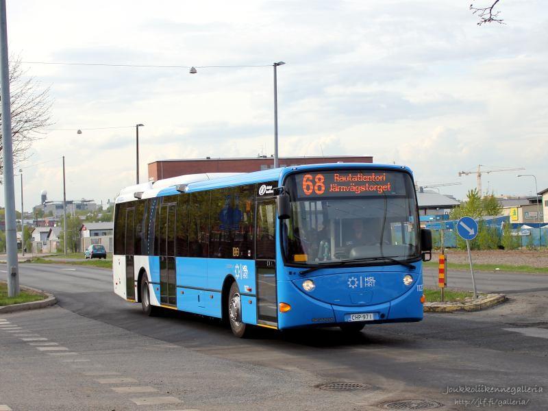 Helsingin Bussiliikenne 1123