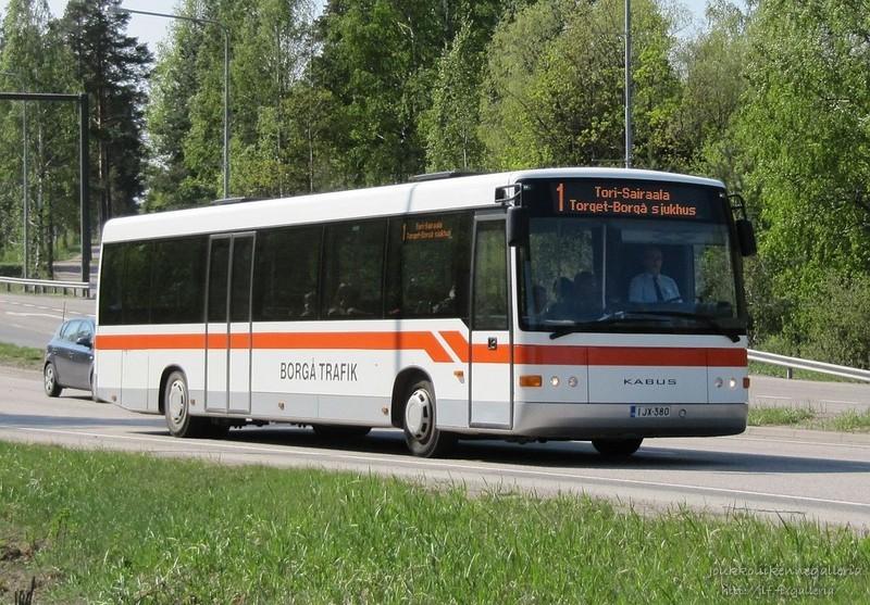 Porvoon Liikenne 80