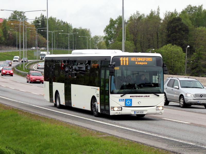 Westendin Linja 103