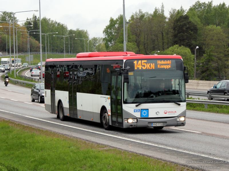 Veolia Transport 563