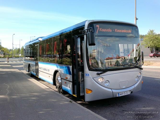 Linjaliikenne Martti Laurila
