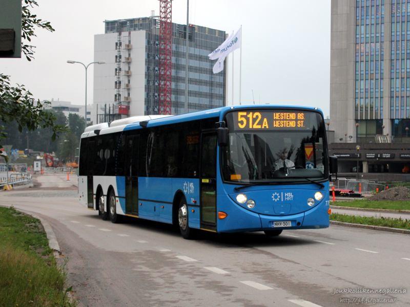 Pohjolan Liikenne 779