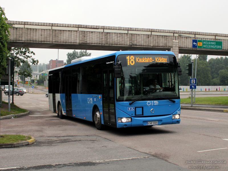 Pohjolan Liikenne 763