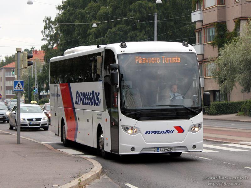 Pohjolan Liikenne 170