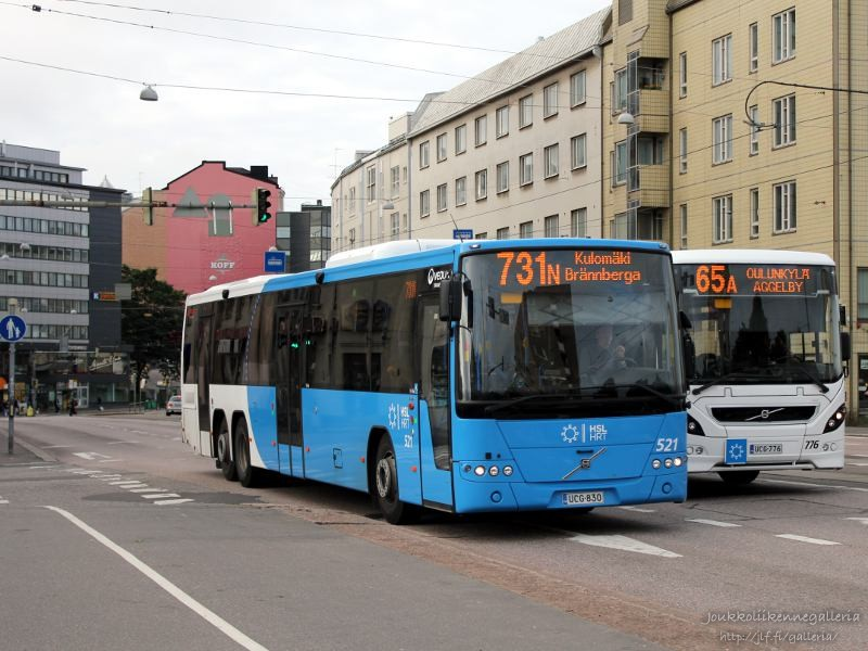 Veolia Transport 521