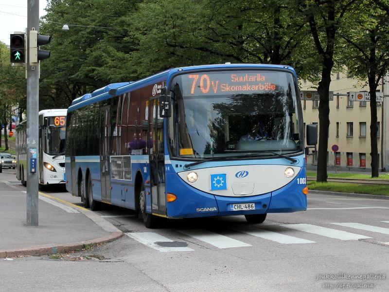 Helsingin Bussiliikenne 1003