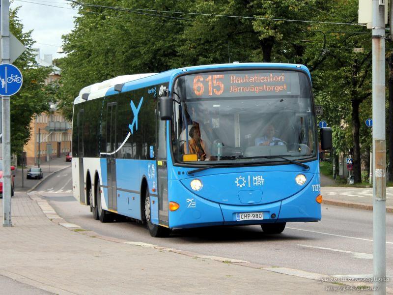 Helsingin Bussiliikenne 1132