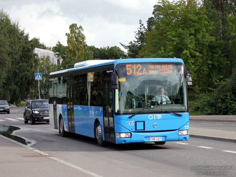 Pohjolan Liikenne 777