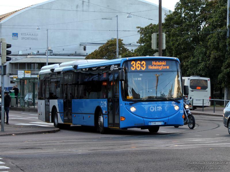 Helsingin Bussiliikenne 1204