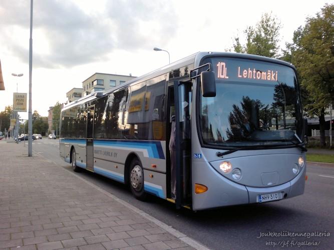 Linjaliikenne Martti Laurila Oy