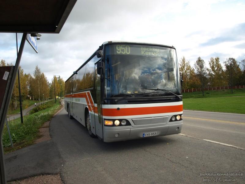 Porvoon Liikenne 33