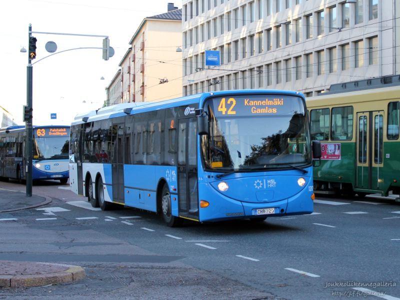 Helsingin Bussiliikenne 1207