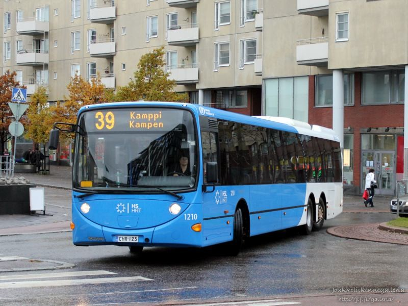 Helsingin Bussiliikenne 1210