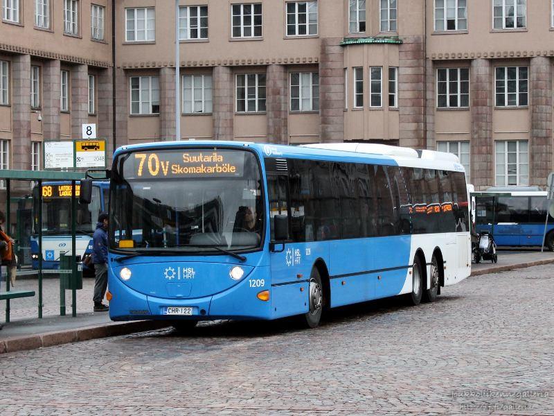 Helsingin Bussiliikenne 1209