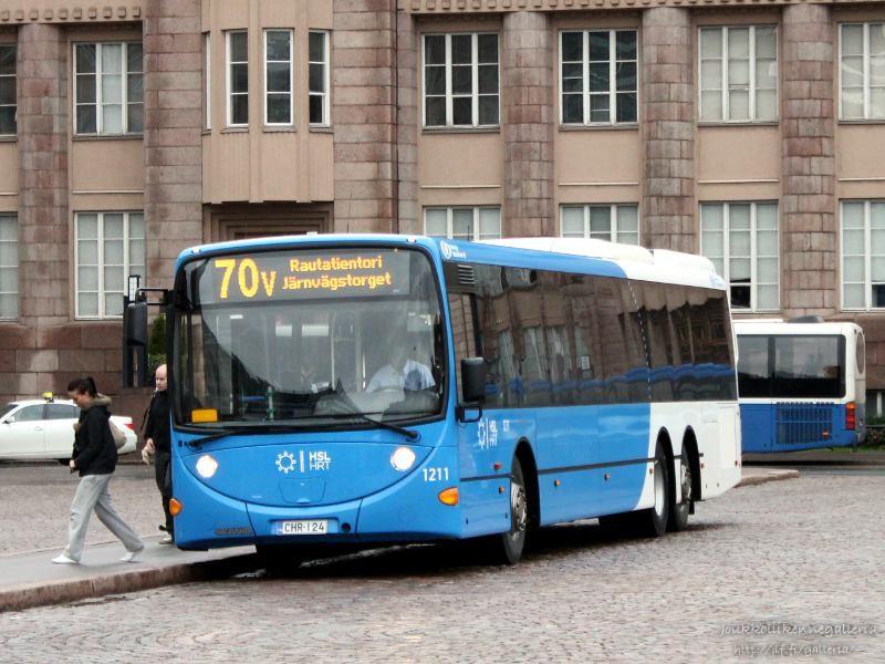 Helsingin Bussiliikenne 1211