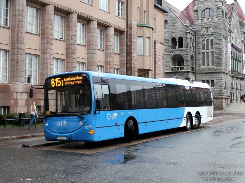 Helsingin Bussiliikenne 1213