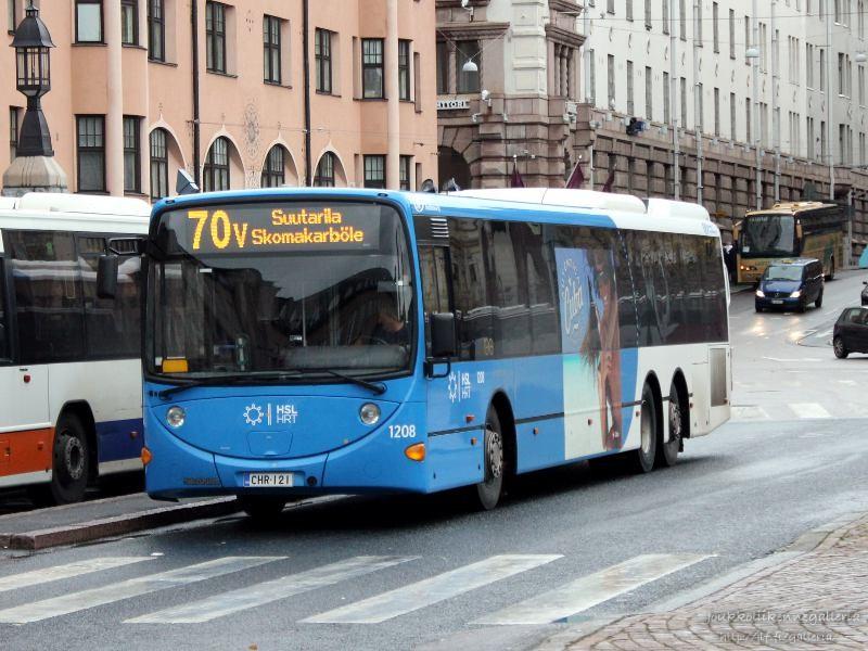 Helsingin Bussiliikenne 1208