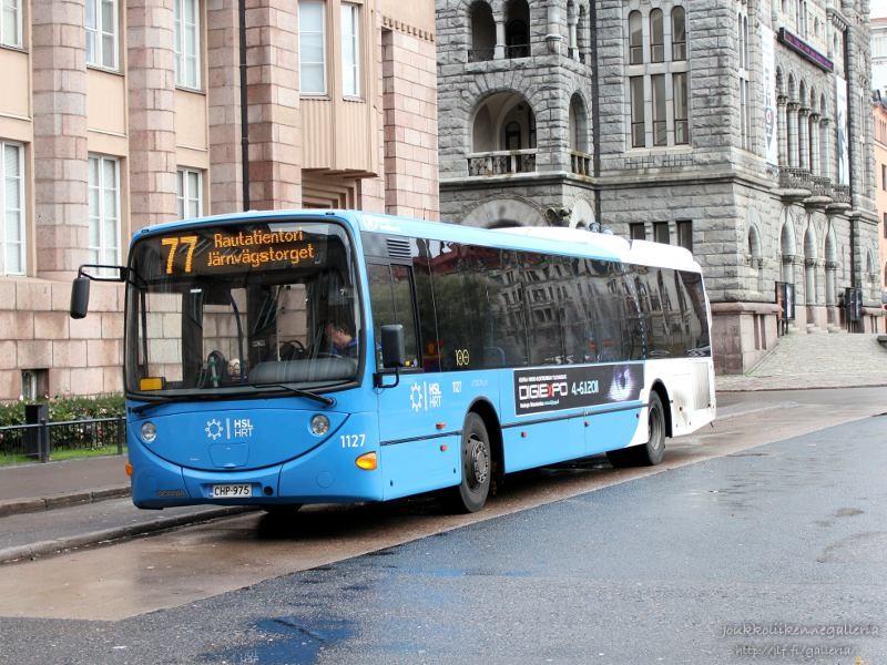 Helsingin Bussiliikenne 1127