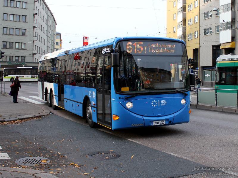 Helsingin Bussiliikenne 1214