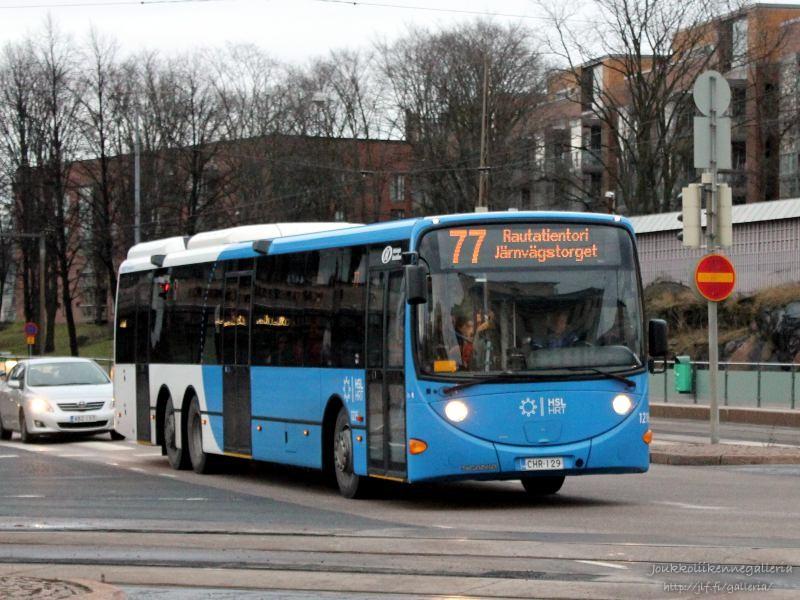 Helsingin Bussiliikenne 1216
