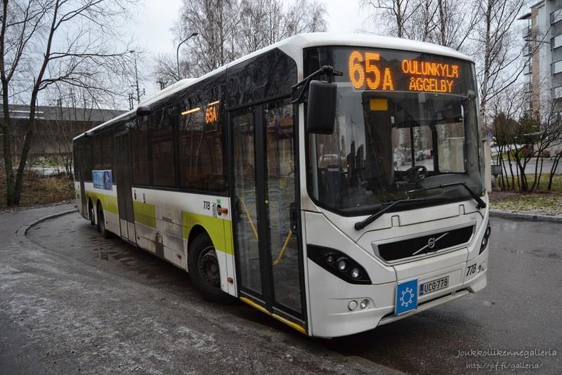 Nobina Finland 778
