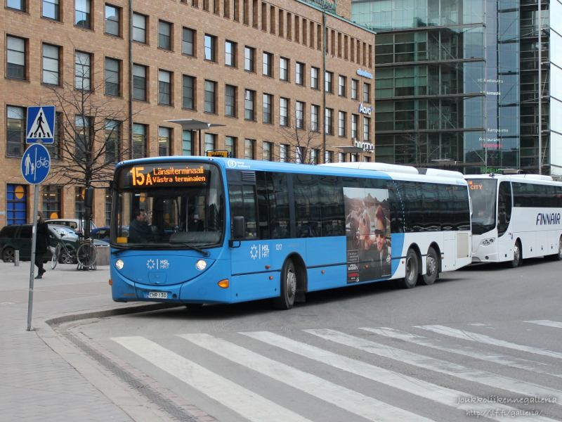 Helsingin Bussiliikenne 1217