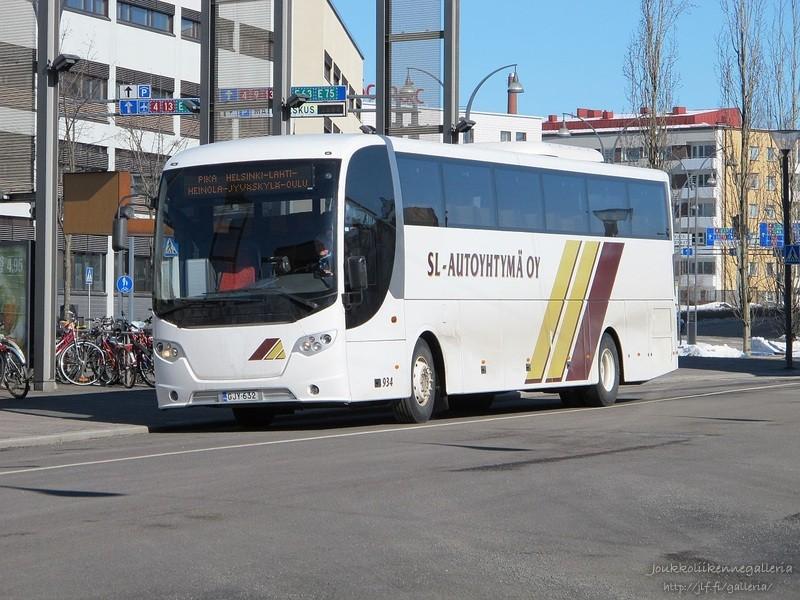 Savonlinja 934