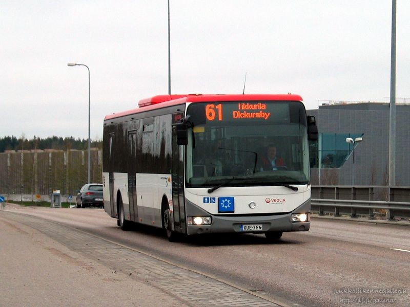 Veolia Transport 498