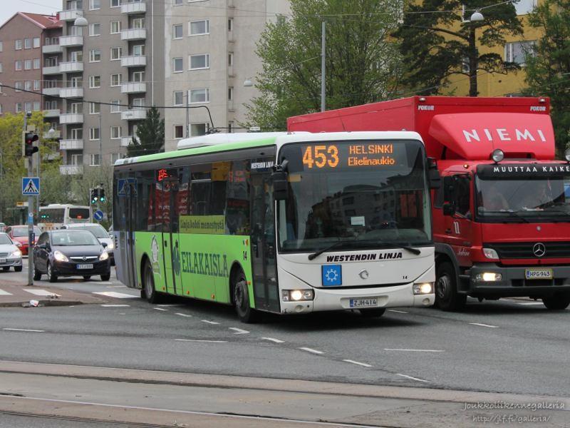 Westendin Linja 14
