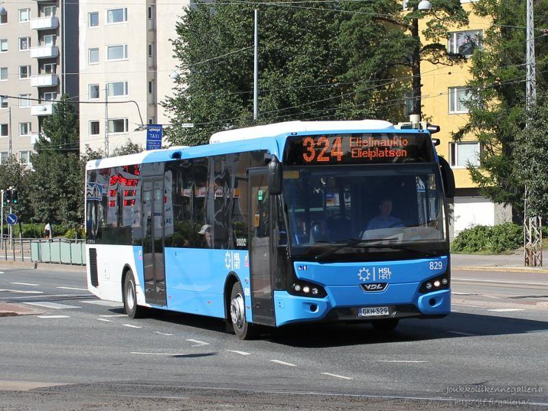 Nobina Finland 829