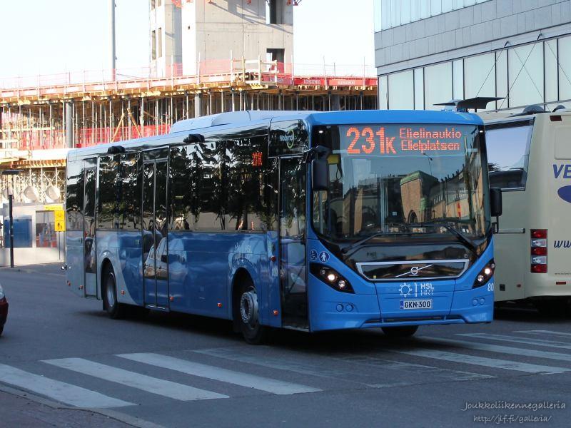 Nobina Finland 800